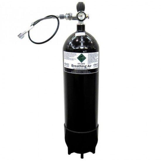 MDE 12ltr 300 Bar Air Bottle