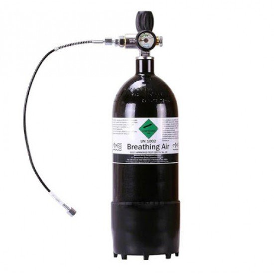 MDE 4ltr 300 Bar Air Bottle