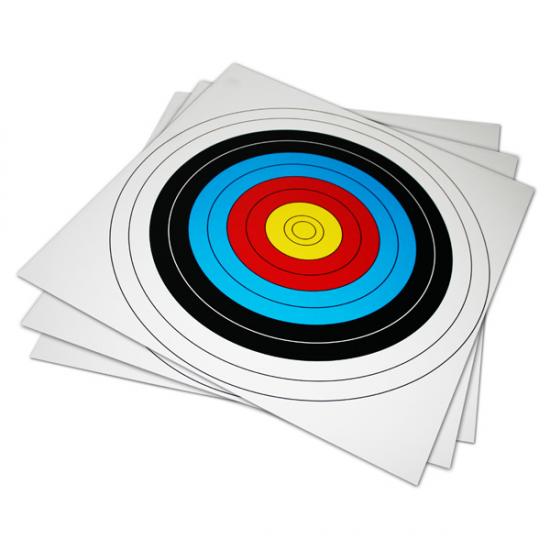 10x Crossbow Targets 40cm