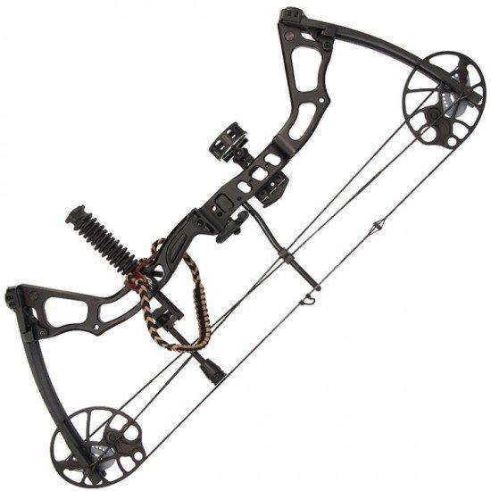 15-70lb 'Chikara' Compound Bow Set