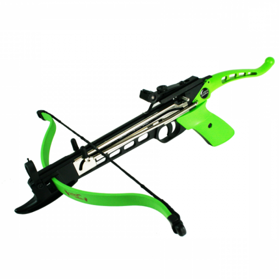 Rapture 80lb Self Cocking Aluminium Pistol Crossbow