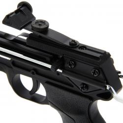 80lb Aluminium Pistol Crossbow