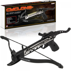 Cyclone MK2 80lb Self Cocking Aluminium Pistol Crossbow