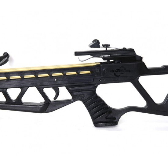 120lb Commando Crossbow Rifle