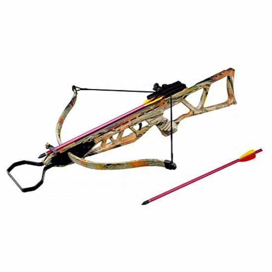 120lb Hornet Rifle Crossbow Camo