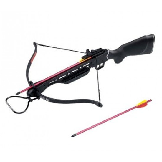 150lb Rifle Crossbow Black