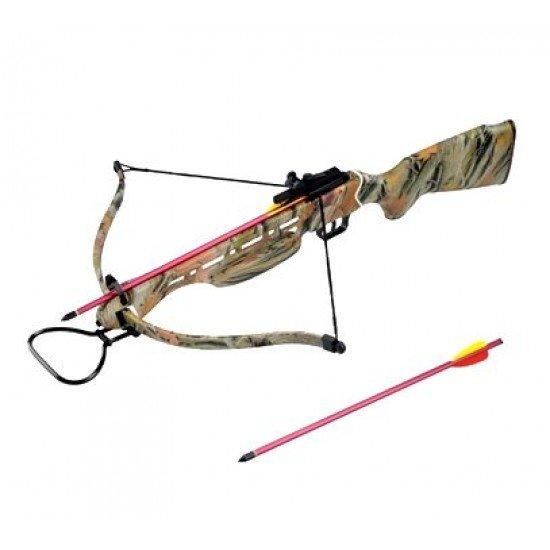 150lb Rifle Crossbow Camo