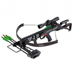 Scorpion 175lb Compound Crossbow Rifle Kit