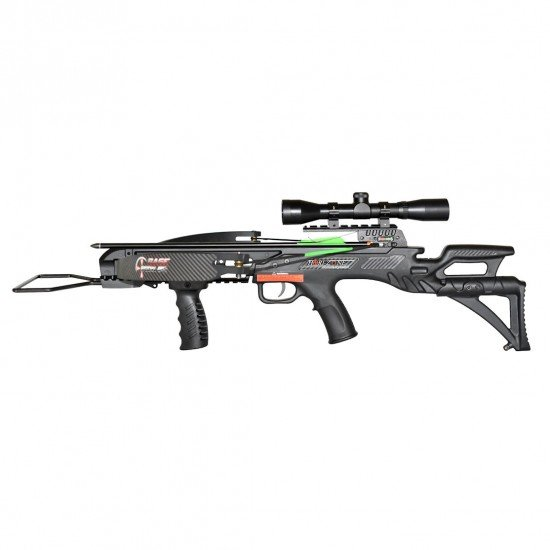 Scorpion 175lb Compound Crossbow Rifle Kit