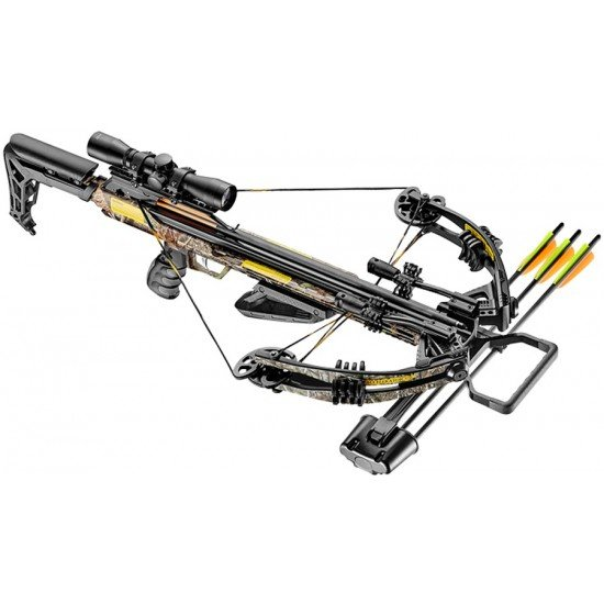Accelerator 370+ 185lb Compound Crossbow