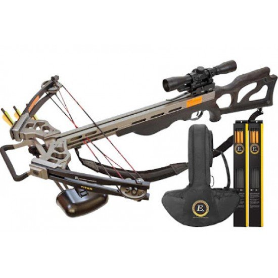 EK Archery 200lb Titan Full Kit