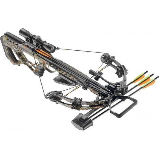 Guillotine-M+ 185lb Compound Crossbow