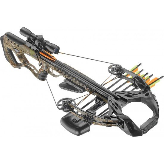 Guillotine-X+ 185lb Compound Crossbow