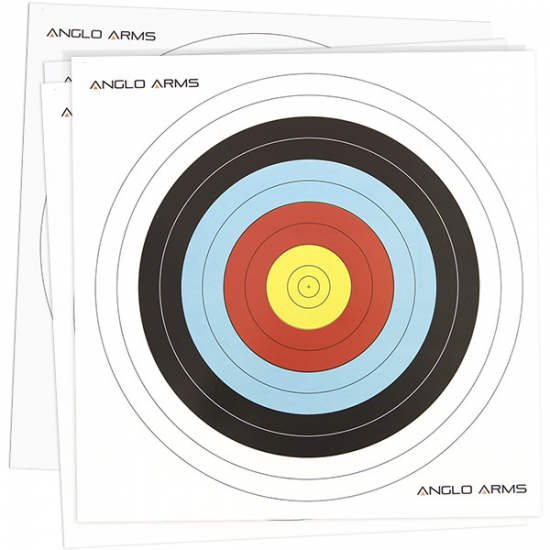 200x Archery Targets 40cm