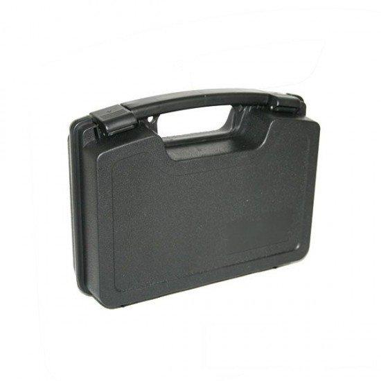 "12"" Hard Plastic Pistol Gun Case"