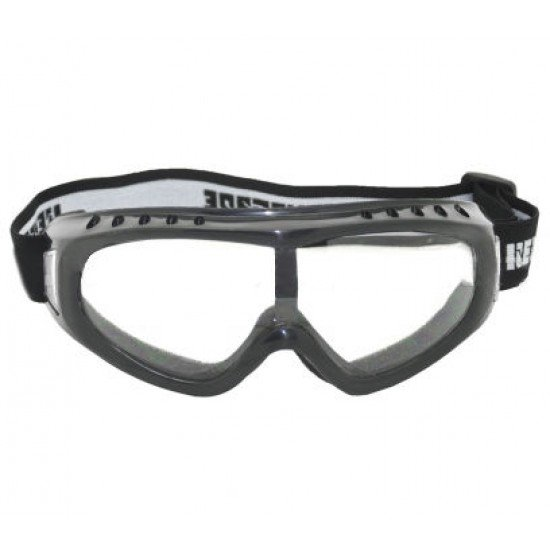 Clear Protective Goggles with Cotton Strap