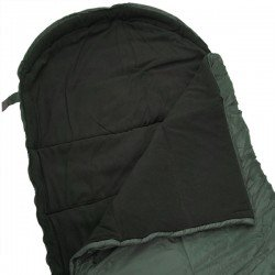 3 Season Micro Fibre Fleece Lined Sleeping Bag