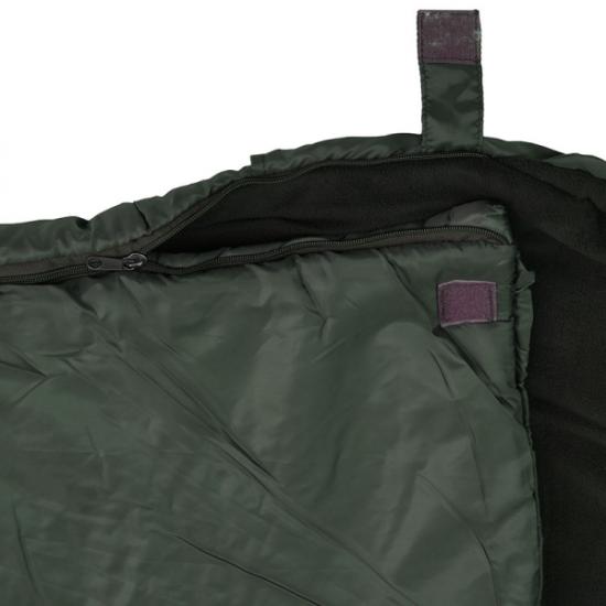 3 Season Micro Fibre Fleece Lined Sleeping Bag