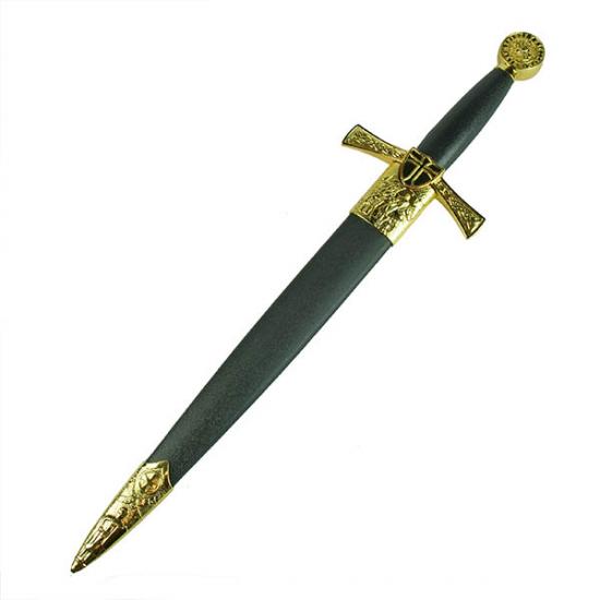 Horseback Crusader Dagger