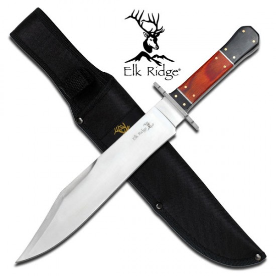 Coffin Handle Bowie Knife