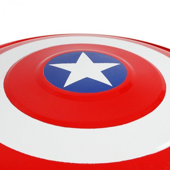 Captain America Metal Shield 44.5cm