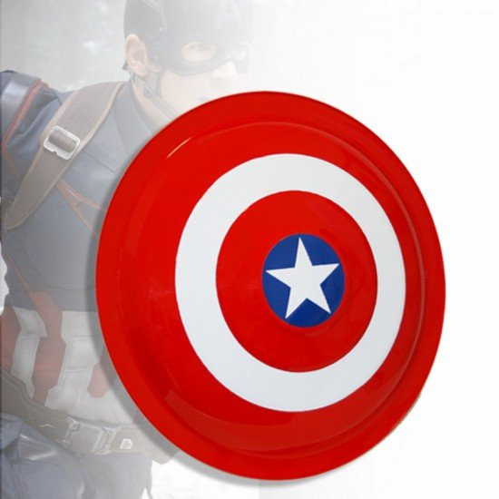 Captain America Metal Shield 68cm
