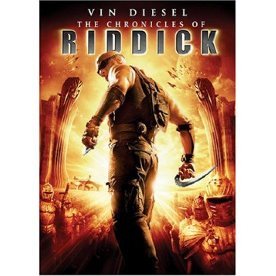 Riddick Sabre Claws