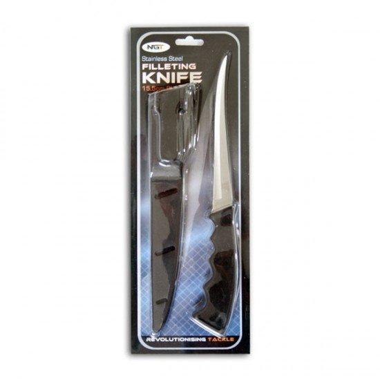 Filleting Knife & Case