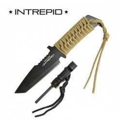 Intrepid Fixed Blade Knife