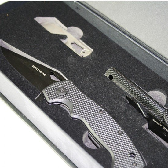 Bug Out Knife Gift Set