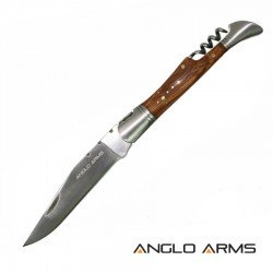 Cork Screw Folding Knife