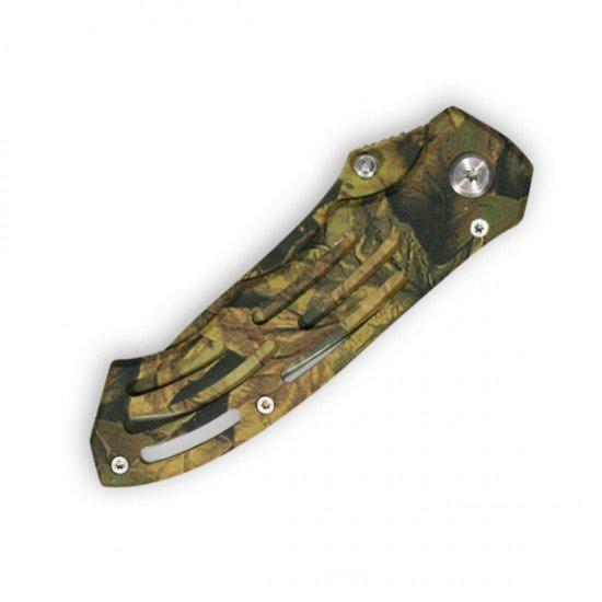 Camo Lock Knife