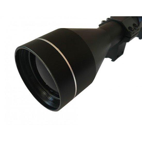 3-9x50 ProShot Precision Scope w/ Mounts