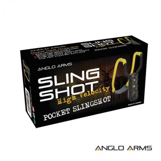 Hand Held Slingshot