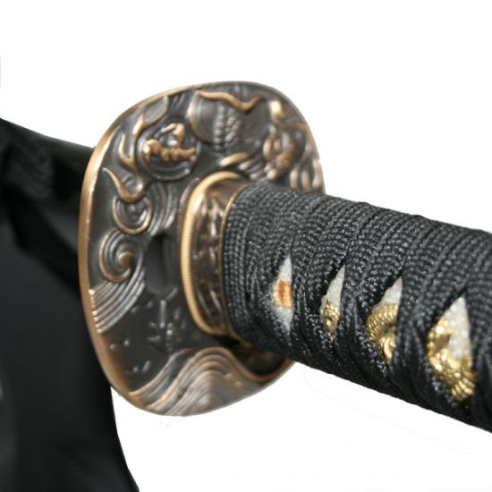 Eastern Dragon Katana Sword Hand Forged