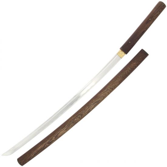 Traditional Wenge Wood Handmade Sword