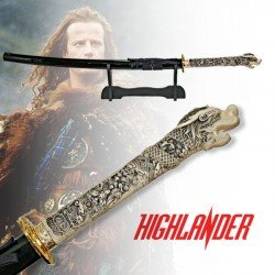 Highlander Katana Sword Hand Forged