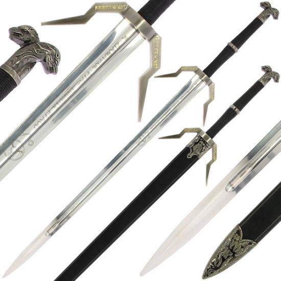 Wild Hunt Geralts Witcher 3 Style Sword