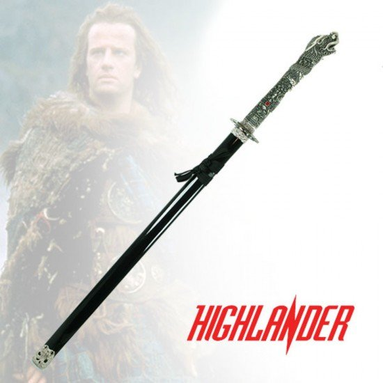 Highlander Sword 1st Generation