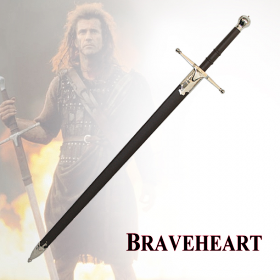 Braveheart Sword with Scabbard