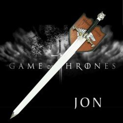 Jon Snow Longclaw House Stark Sword Game of Thrones