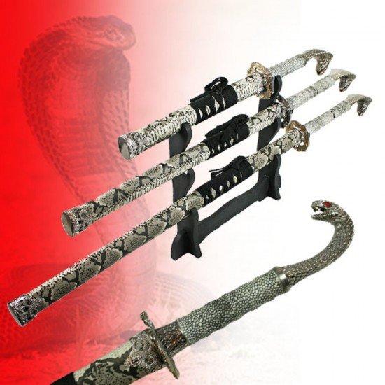 Cobra Sword Set