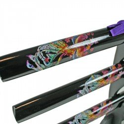 Peacock Sword Set